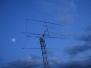My old 144 MHz system 4x16el DJ9BV